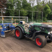 grondwerken lauwers sportvelden