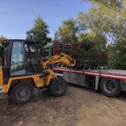 grondwerken lauwers tuinaanleg